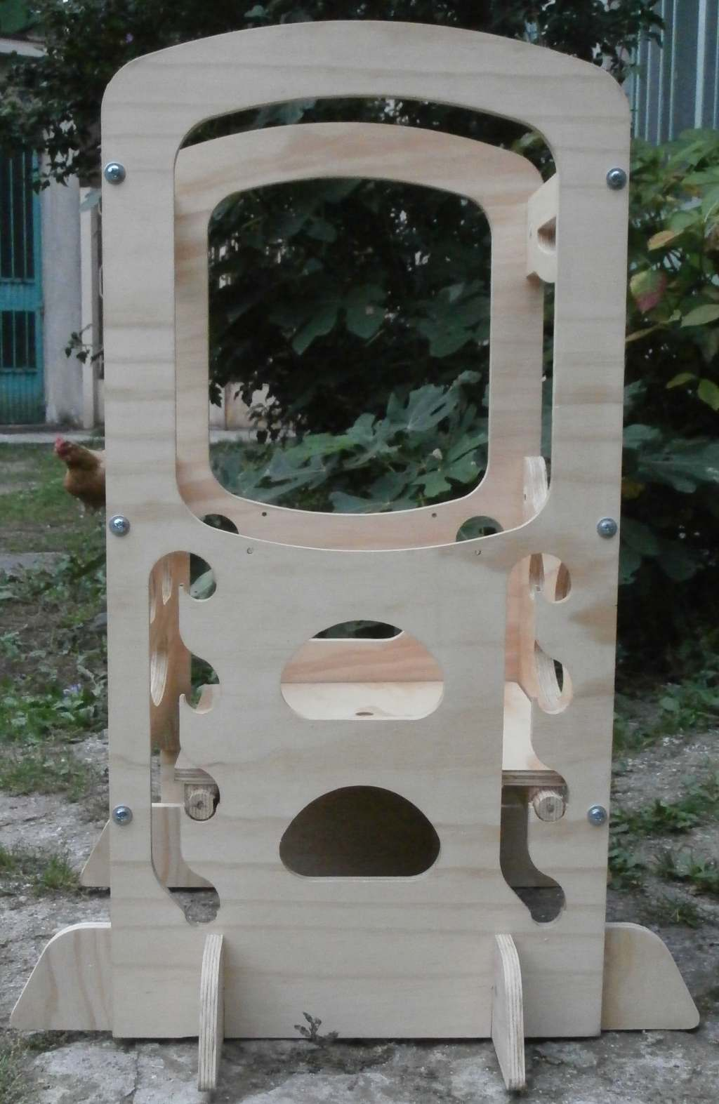 Torre dell'apprendimento Montessoriano - Learning Tower